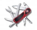 Kapesní nůž Victorinox Délemont EvoGrip 18 2.4913.C