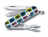 Zobrazit detail - Kapesní nůž Victorinox Classic 0.6223.L1107