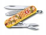 Kapesní nůž Victorinox Classic 0.6223.L1702 Honey Bee