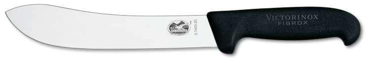 Nůž řeznický Victorinox 18cm 5.7403.18 Fibrox