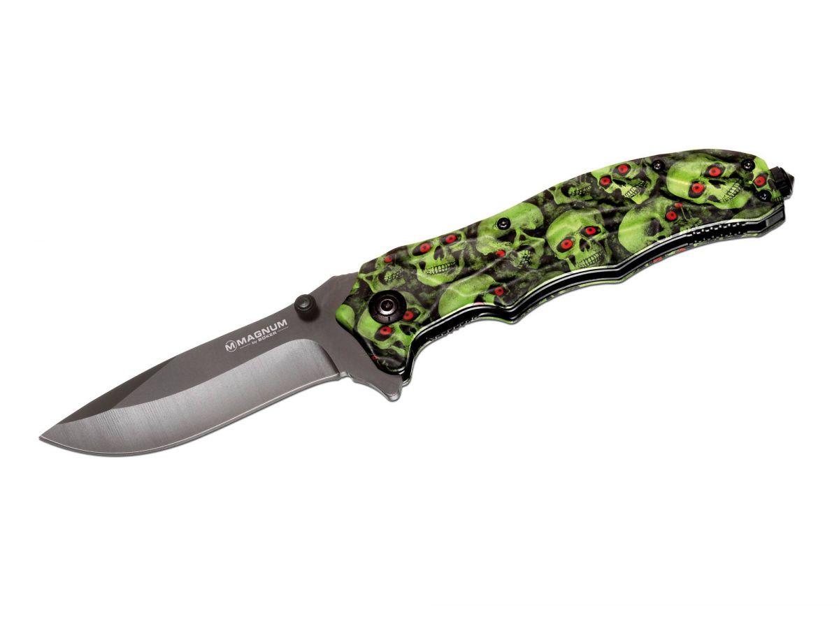 Kapesní nůž Magnum Hades Rescue 01LG293 - vojenský Böker - Solingen