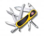 Kapesní nůž Victorinox Délemont EvoGrip 18 2.4913.C8