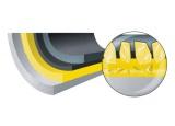 Pánev Flonax Comfort Kolimax s nepřilnavým povrchem ULTIMATE 26cm / 2.5l vysoká 6,5 cm Nerezová česká pánev se švýcarským nepřilnavým povrchem