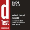 Digitální kuchyňská váha EMOS TY3101G zelená