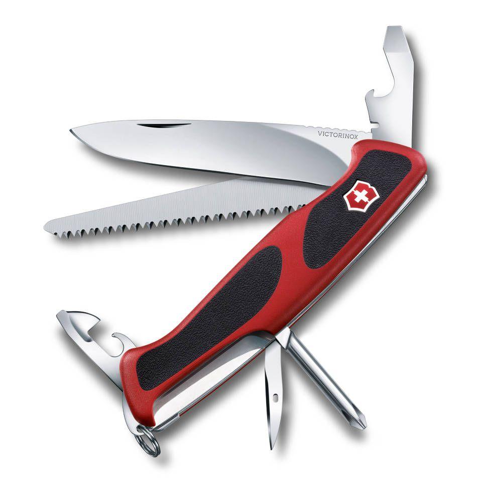 Kapesní nůž Victorinox 0.9663.C Délemont RangerGrip 56 (Wenger)