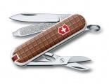 Kapesní nůž Victorinox Classic 0.6223.842 , chocolate , čokoláda , čokoládový