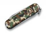 Kapesní nůž Victorinox Classic SD 0.6223.94 na klíče , 58mm Vojenský , Army