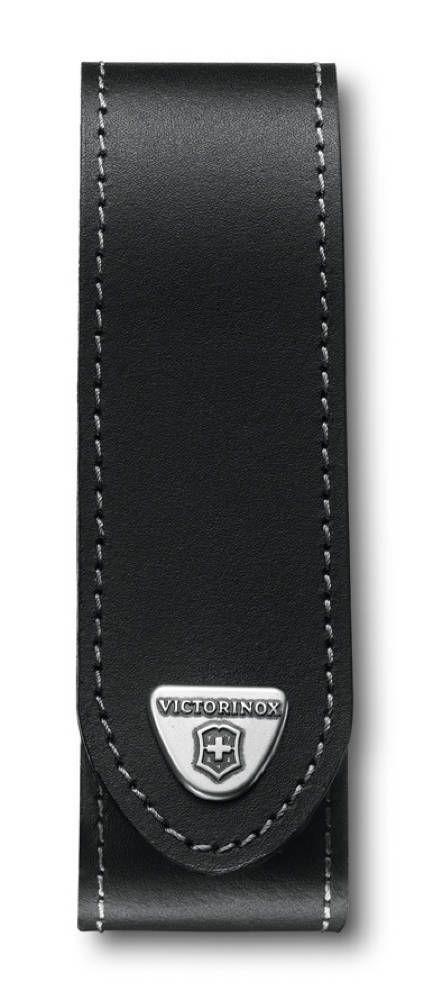 Kožené pouzdro Victorinox 4.0505.L černé, pro kapesní nože RangerGrip