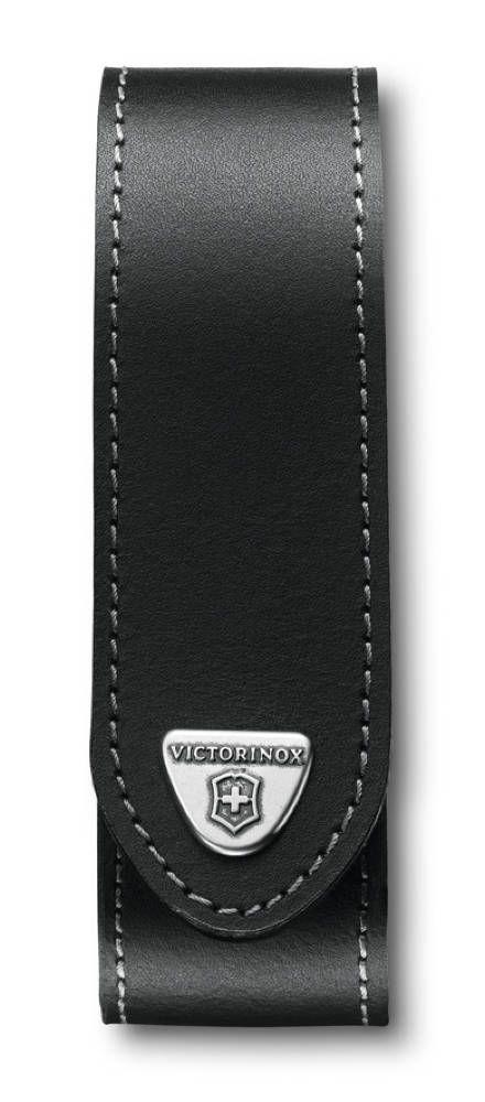 Kožené pouzdro Victorinox 4.0506.L černé, pro kapesní nože RangerGrip
