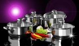 Sada nádobí Kolimax Premium 8 dílů - český výrobek , nerezová sada nádobí