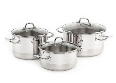 Sada nádobí Kolimax Professional 6 dílů - český výrobek + Doprava zdarma , české nádobí profesional