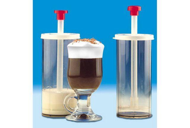 Šlehač Cappucino - capucino, kapučína, cappucina , mléka, pro přípravu pěny do kávy , latte , laté , kapucino , kapučíno , macchiato , machiato , makiáto M.A.T.
