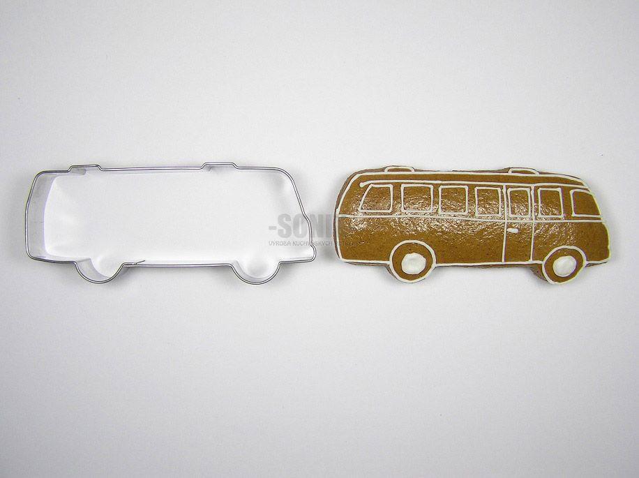 Vykrajovačka nerez autobus - vykrajovátka bus Kovovýroba