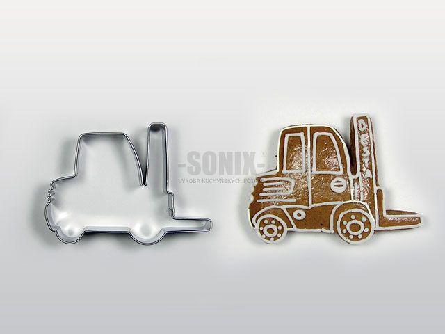 Vykrajovačka nerez vysokozdvižný vozík - vykrajovátka SONIX