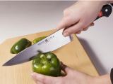 CLASSIC Nůž kuchařský 20 cm a Blok na nože světlý jako dárek Wüsthof Solingen