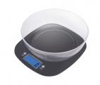 Digitální kuchyňská váha EMOS s miskou EV025