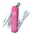 Kapesní nůž Classic SD 0.6223.51 Victorinox Pink , old pink, růžová , cadillac