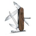 Kapesní nůž Hiker Wood Victorinox 1.4611.63 , dřevěný , ořech, luxusní dárek