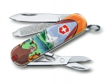 Kapesní nůž Victorinox Classic 0.6223.L1802 Call of Nature