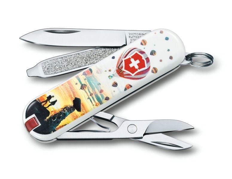 Kapesní nůž Victorinox Classic 0.6223.L1804 Cappadocia , Balońy , Balón