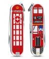 Kapesní nůž Victorinox Classic 0.6223.L1808 A Trip to London , Výlet do Londýna , Prázdniny v Londýně , Londýn, Anglie