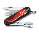 Kapesní nůž Victorinox Classic 0.6223.L1904 Chili peppers , papričky , red hot chili peppers