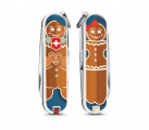 Kapesní nůž Victorinox Classic 0.6223.L1909 Gingerbread love
