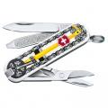 Kapesní nůž Victorinox Classic 0.6223.L2001 Bike Ride , kolo , cyklistika , cyclo