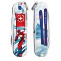 Kapesní nůž Victorinox Classic 0.6223.L2008 Ski race