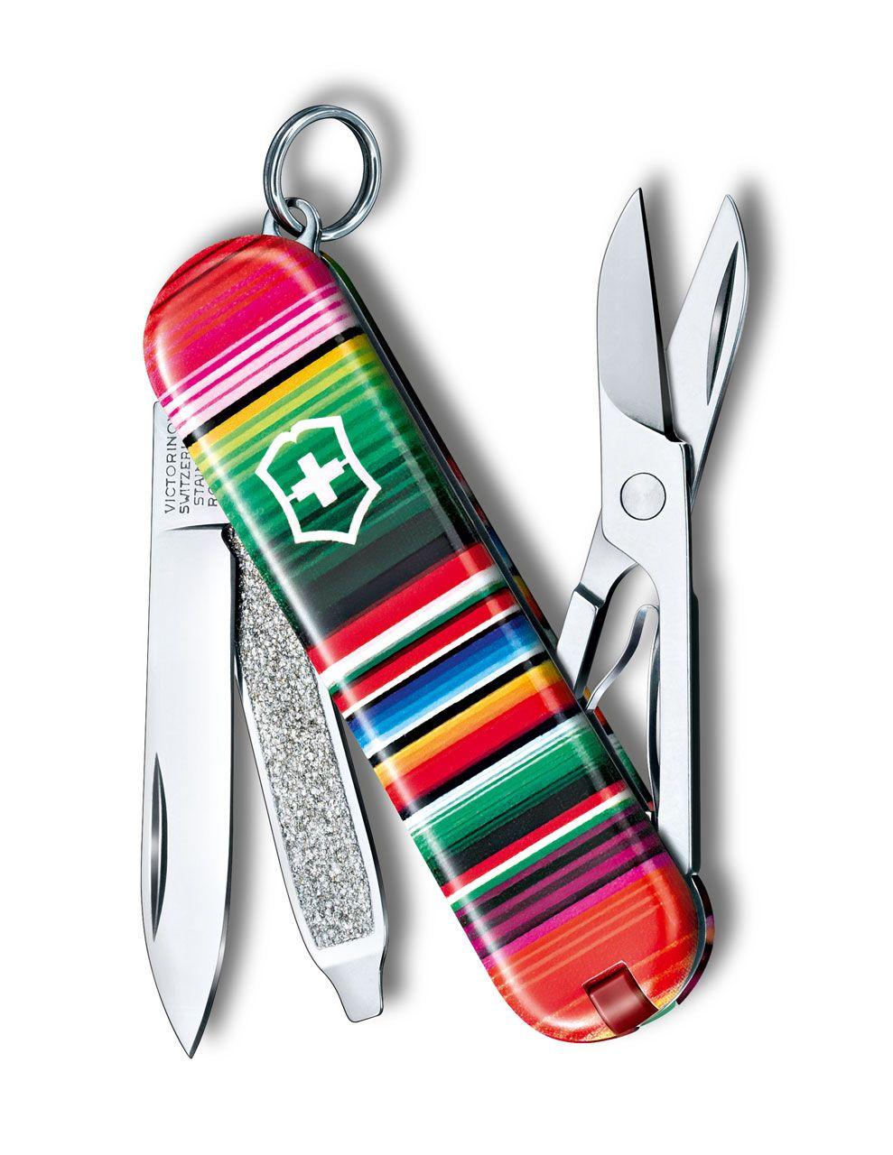 Kapesní nůž Victorinox Classic 0.6223.L2101 Mexican Zarape