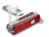 Kapesní nůž Victorinox@Work USB 32GB 4.6235.TG32B1 na klíče , 58mm , USB FLASH Disk na noži