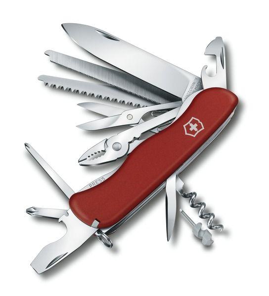 Kapesní nůž WorkChamp 0.8564 Victorinox Doprava zdarma