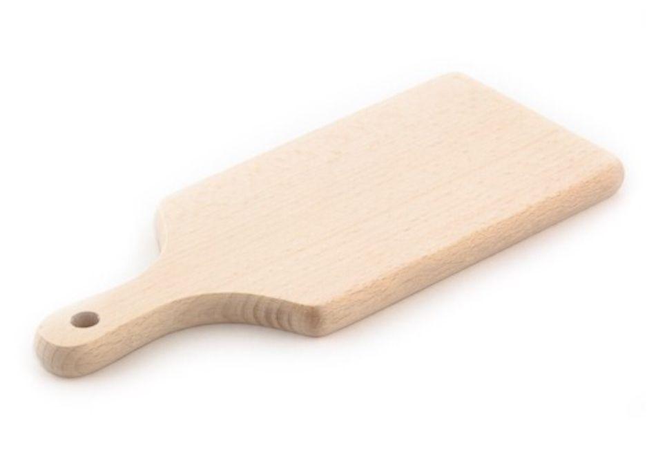 KOLIMAX Buková krájecí deska DRU 275 rozměr 27.5x11.5 cm , dřevěná