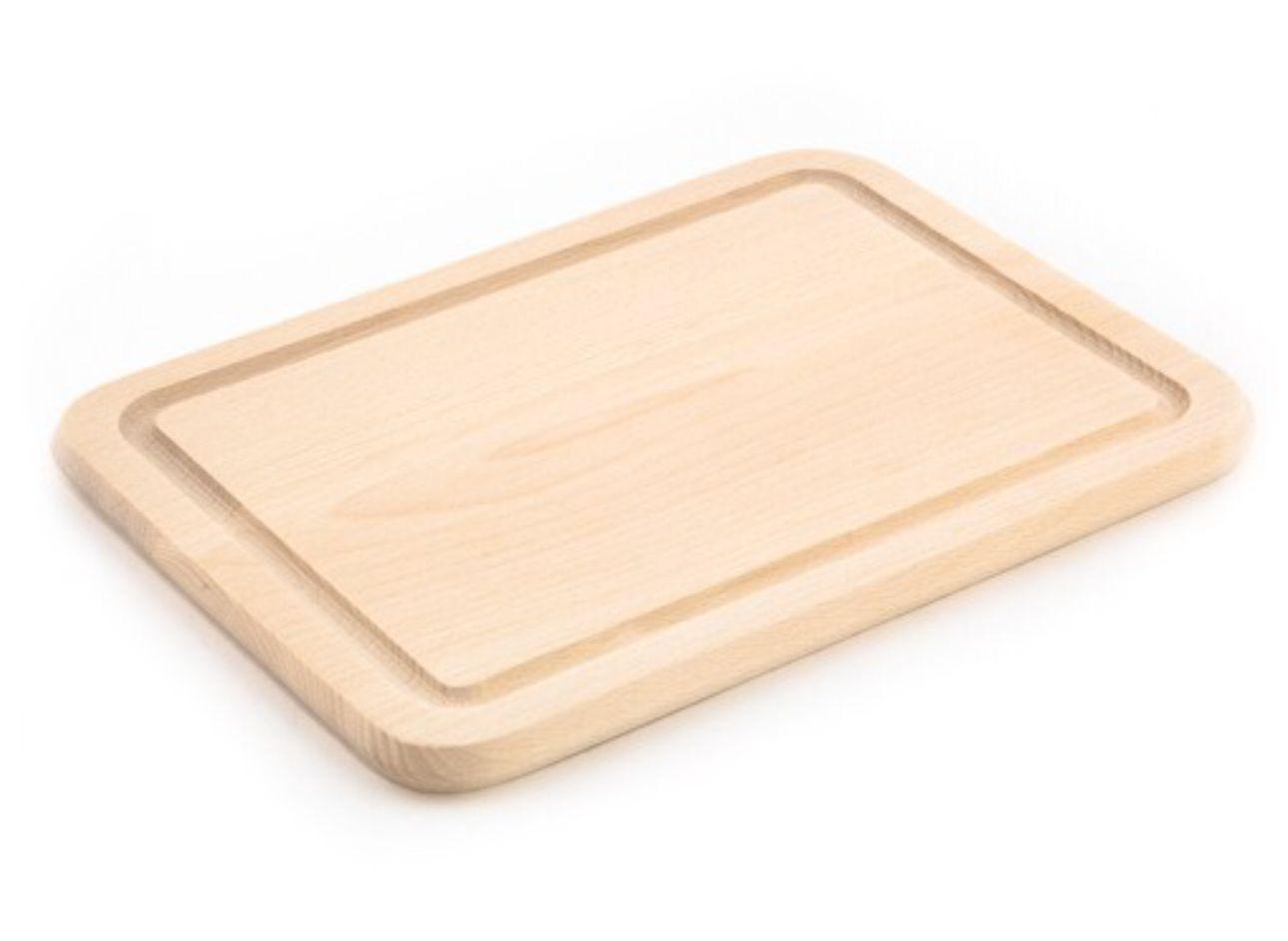 KOLIMAX Buková krájecí deska TK 305 rozměr 30.5x23 cm , dřevěná
