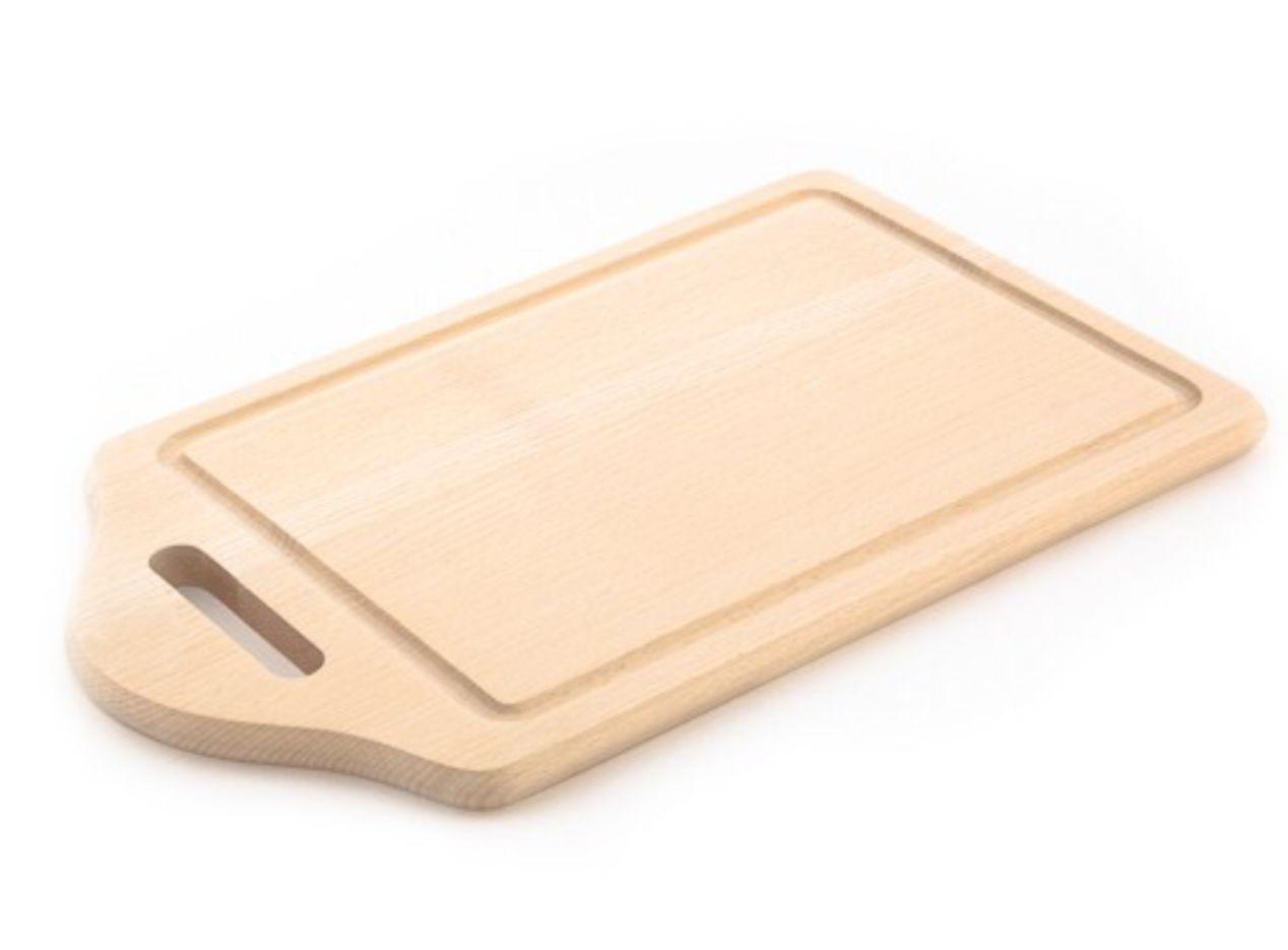 KOLIMAX Buková krájecí deska TKU 400 rozměr 40x25 cm , dřevěná