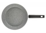 KOLIMAX Pánev s mramorovým povrchem MRAMORA GREY, průměr 28 cm