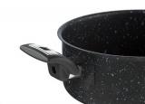 KOLIMAX Rendlík BLACK GRANITEC s poklicí, průměr 22cm, objem 3.0l