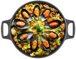 Pánev Paella s nepřilnavým povrchem ALIVIA 32 x 4,5 cm na španělské rizoto