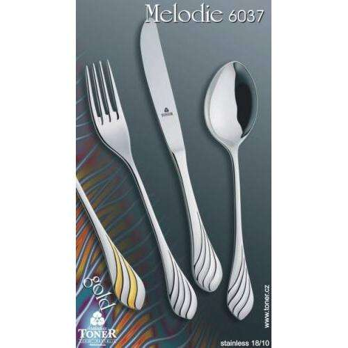 Příborový steakový nůž Melodie Toner - nůž na steak, stejk