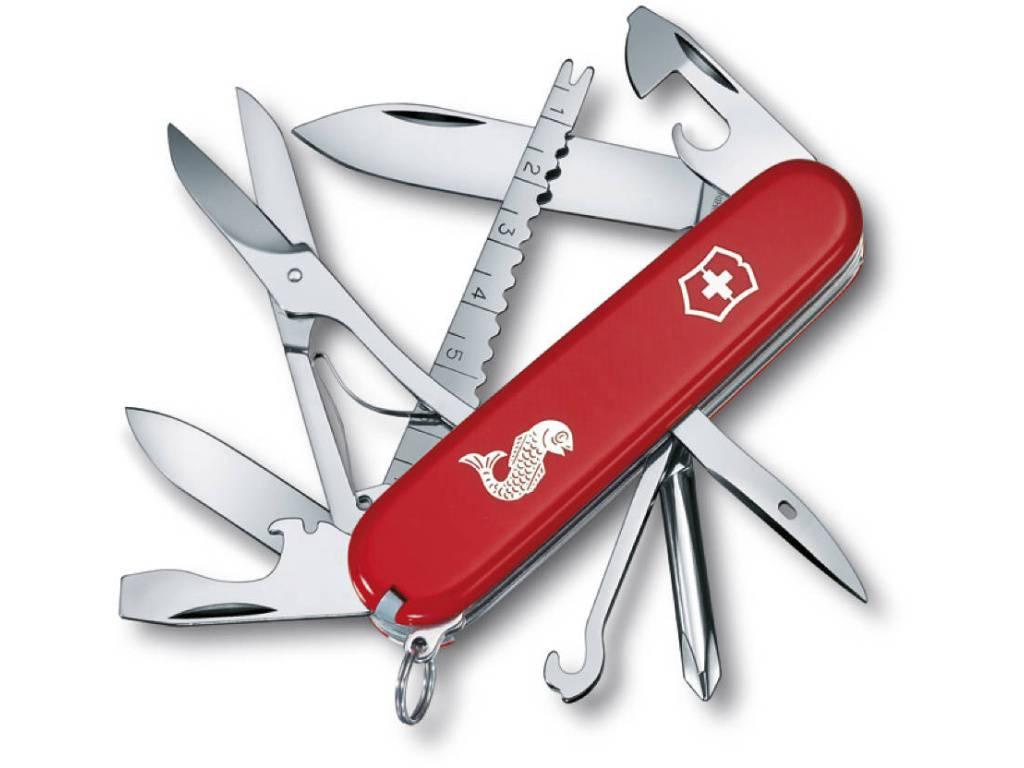 Kapesní nůž Fisherman Victorinox 1.4733.72