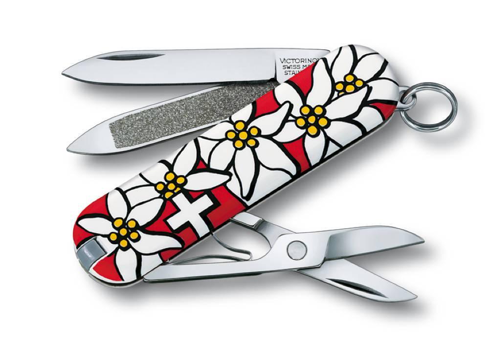 Kapesní nůž Victorinox Edelweiss Classic 0.6203.840
