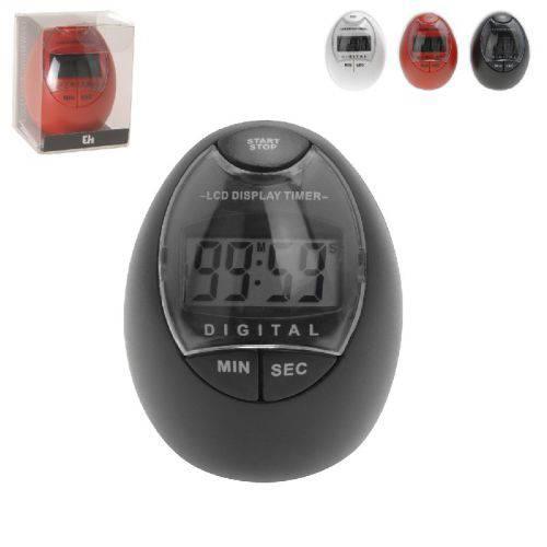Minutka digitální LCD vajíčko - Eh LED Minutky