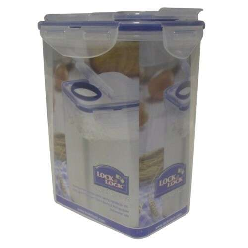 Dóza na potraviny Lock & Lock HPL813F , na mouku, na cukr, na strouhanku, na kakao, na sůl, na sypké potraviny, na bonbóny, hermeticky uzevřená