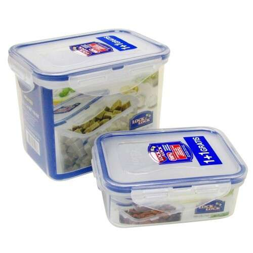 Dózy na potraviny Lock & Lock HPL 812S2