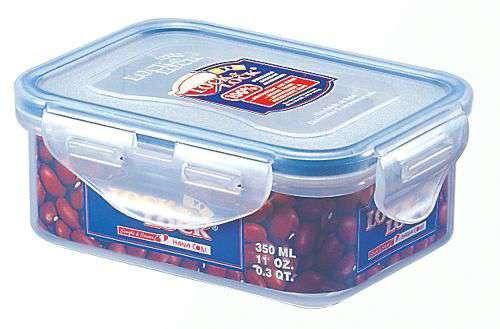 Dóza na potraviny Lock & Lock 350 ml HPL806 , 0,350 l hermeticky uzavřená dóza
