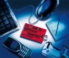 SwissCard Classic Ruby Victorinox 0.7100.T