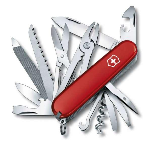 Kapesní nůž Handyman Victorinox 1.3773 , švýcarský armádní nůž
