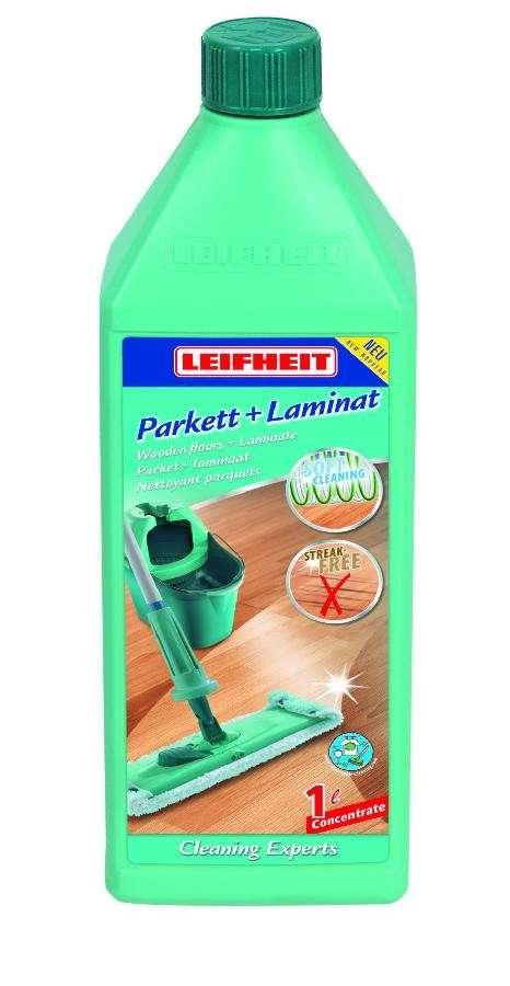 Čistič na laminátové podlahy a parkety - koncentrát 1 l Leifheit 41415