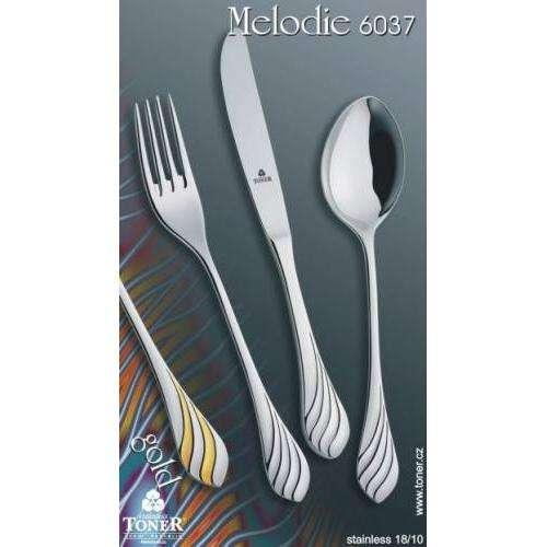 Příborový jídelní nůž Melodie Toner